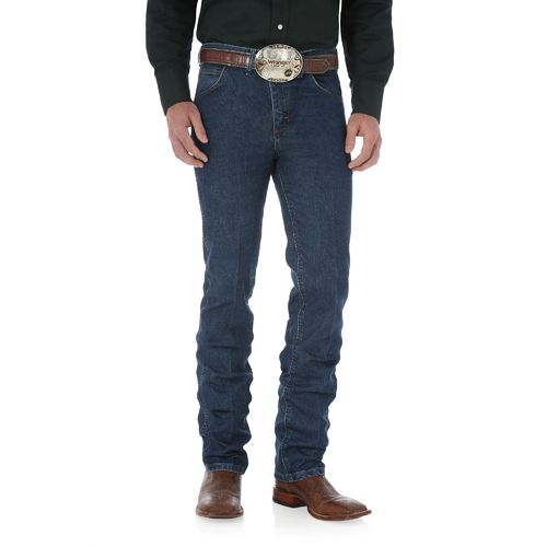 Display product reviews for Wrangler Men's Premium Performance Cool Vantage Cowboy Cut Slim Fit Jean
