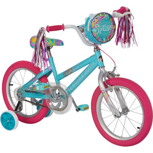 "Display product reviews for Ozone 500® Girls' Starburst 16"" Bicycle"