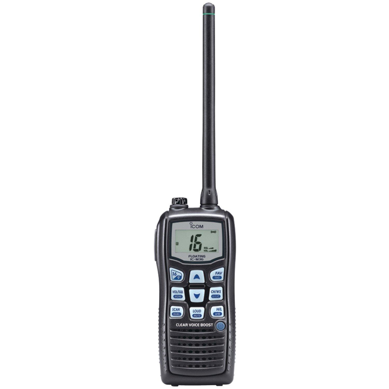 Icom Floating Handheld Marine Radio