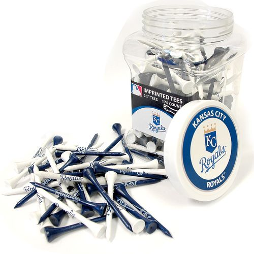 Team Golf Kansas City Royals Tees 175-Pack - view number 1