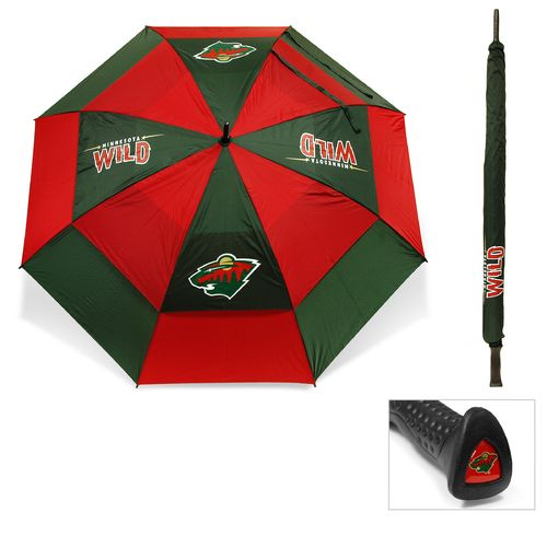 Team Golf Adults' Minnesota Wild Umbrella