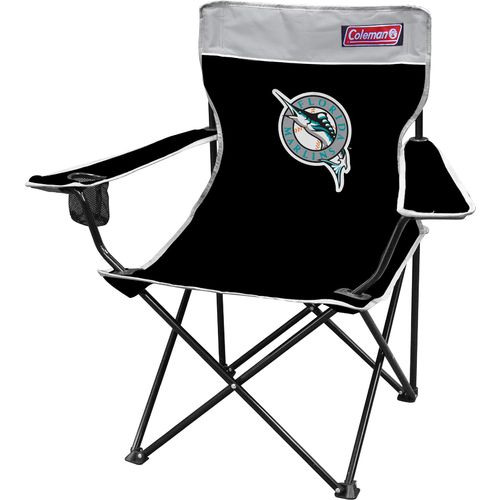 Coleman® Miami Marlins Quad Chair