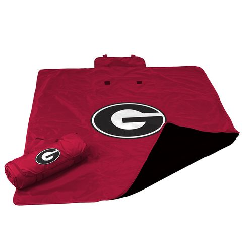 Logo University of Georgia All-Weather Blanket