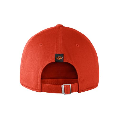 Nike Men's Oklahoma State University Heritage86 Wordmark Swoosh Flex Cap - view number 2