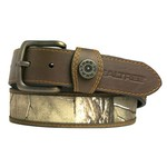 Realtree Men's Camo Stitched Shot Shell Belt