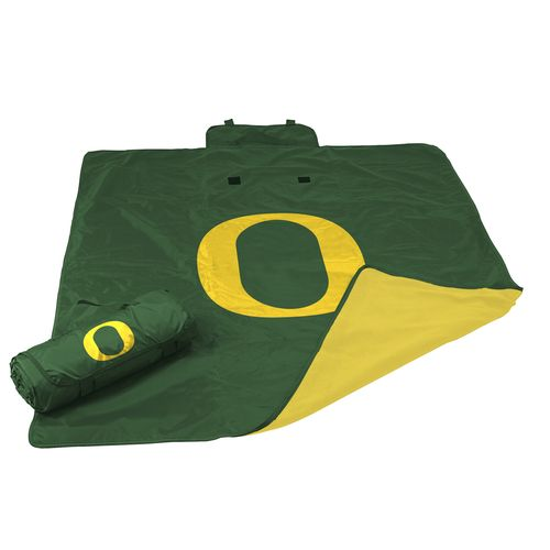 Display product reviews for Logo™ University of Oregon All-Weather Blanket