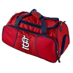 Logo Chair St. Louis Cardinals Athletic Duffel Bag