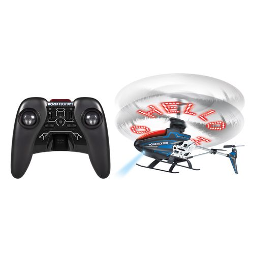 World Tech Toys Sky Messenger RC Helicopter