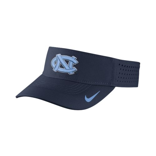 Nike™ Men's University of North Carolina Vapor Adjustable Visor