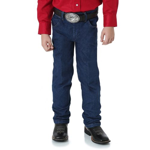 Wrangler® Boys' Prewashed Cowboy Cut® Original Fit Jean