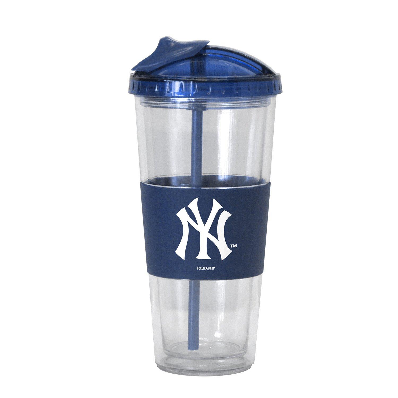 Boelter Brands New York Yankees 22 oz. No-Spill