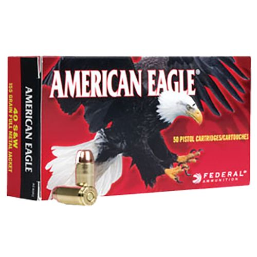 Display product reviews for Federal Premium American Eagle Centerfire Handgun Ammunition