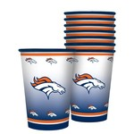 Boelter Brands Denver Broncos 20 oz. Souvenir Cups 8-Pack - view number 1