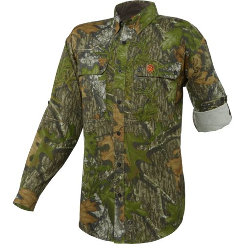 Display product reviews for Game Winner Men's Hill Country Button Down Shirt