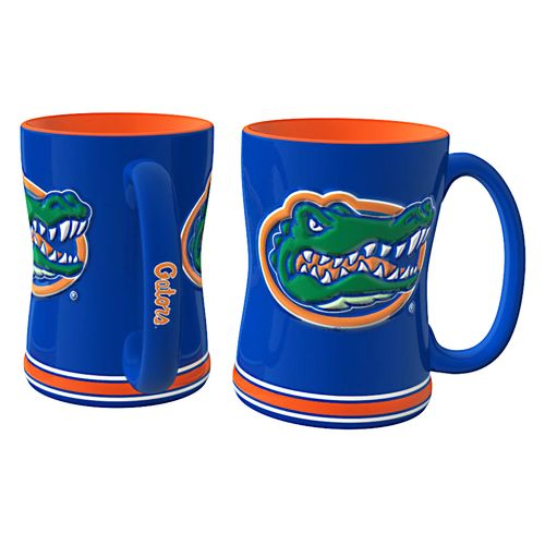 Boelter Brands University of Florida 14 oz. Relief Coffee Mugs 2-Pack