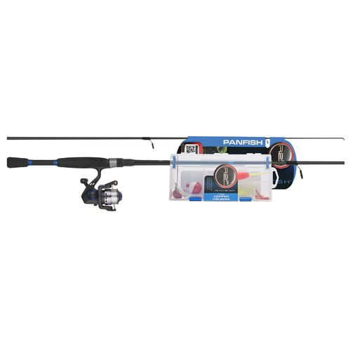 Ready 2 Fish All Species 5' UL Spinning Rod and Reel Combo with Kit