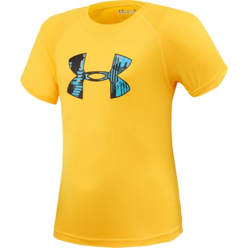 Under Armour® Toddlers' Anaglyph Big Logo T-shirt