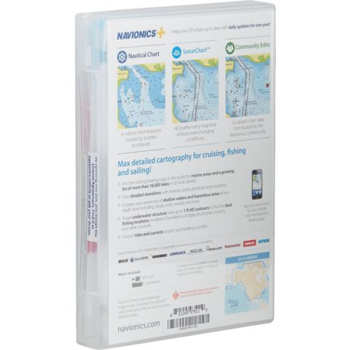 Navionics + Nautical Charts 16 GB Card - view number 1