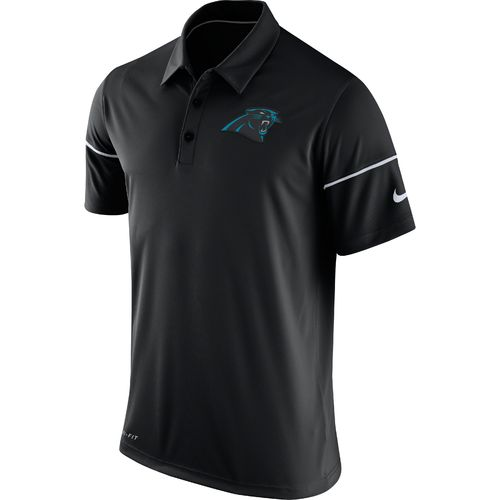 Nike Men's Carolina Panthers Team Issue Polo Shirt