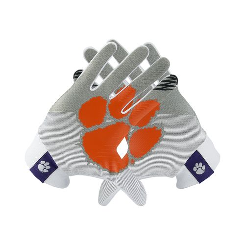 Nike Adults' Clemson University Stadium Football Gloves