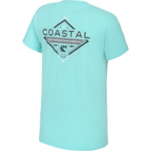 CCA Men's Diamond Pocket T-shirt