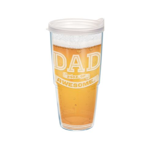 Tervis Dad Beer 24 oz. Tumbler with Lid