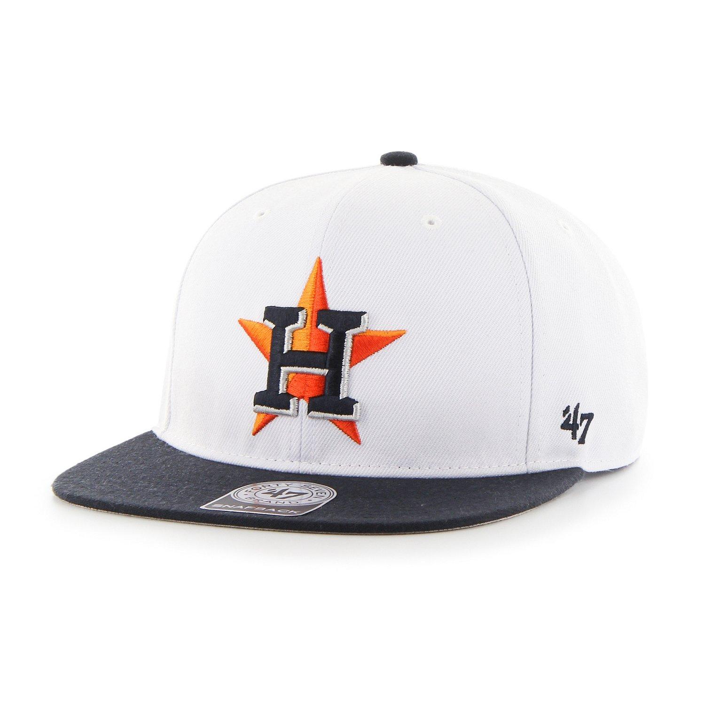 '47 Men's Houston Astros Sure Shot 2-Tone Captain