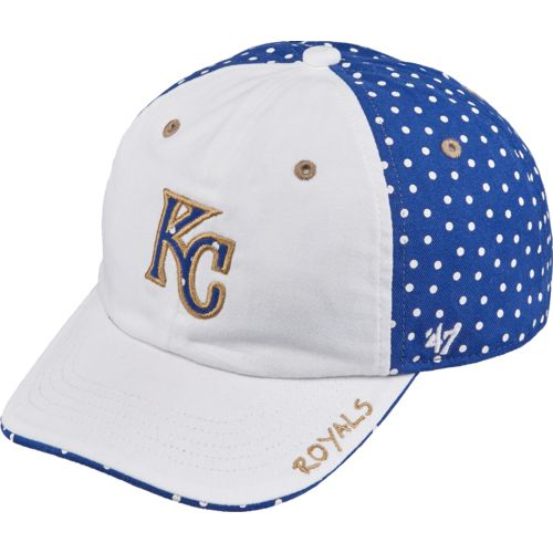'47 Toddlers' Kansas City Royals Jitterbug Clean Up Cap