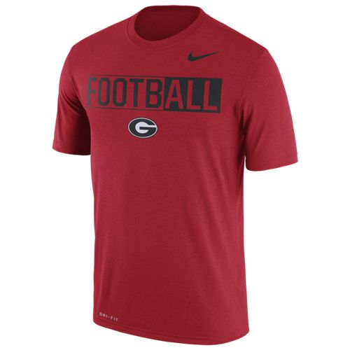 Nike Men's University of Georgia Legend T-shirt