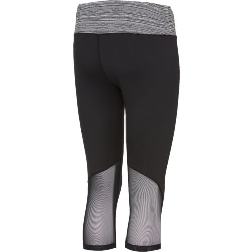 BCG Women's Textured Training Capri Pant - view number 2