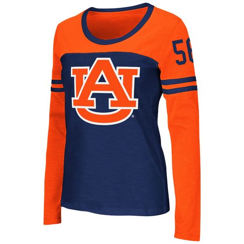 Colosseum Athletics™ Women's Auburn University Hornet Football