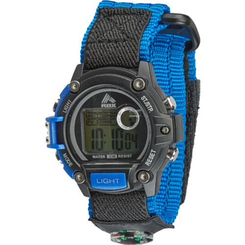 Private Label Men's Fast-Wrap Digital Watch