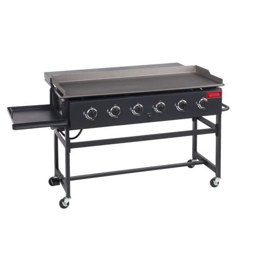 Outdoor Gourmet 6-Burner Gas Griddle - view number 5