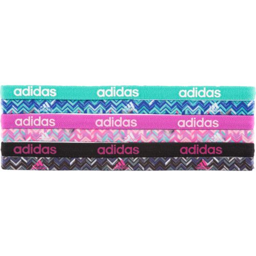 adidas™ Women's Fighter Graphic Hairbands 6-Pack