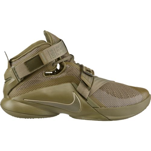 Nike Men's LeBron James Soldier IX Premium Basketball Shoes