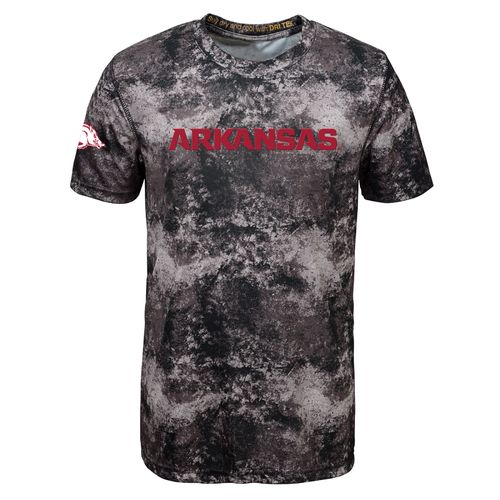 NCAA Kids' University of Arkansas Sublimated Magna T-shirt