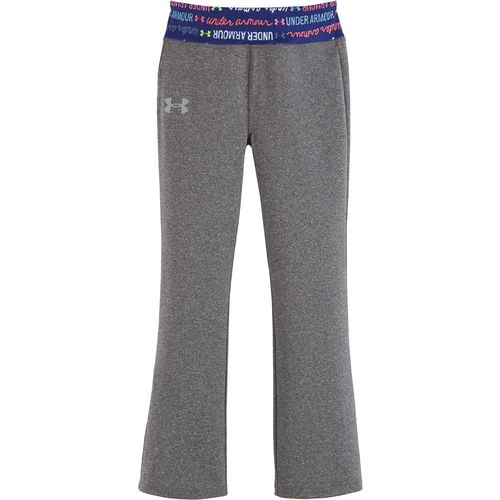 Under Armour Girls' Wordmark Yoga Pant