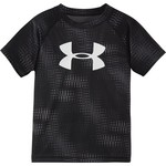 Under Armour™ Boys' Electro Print Big Logo T-shirt