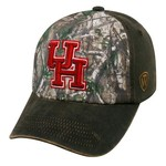 Top of the World Men's University of Houston Driftwood Cap