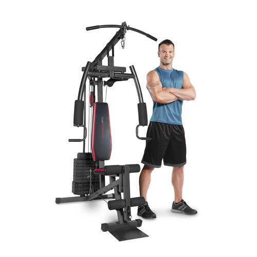 Display product reviews for CAP Barbell Strength 125 lb. Stack Home Gym
