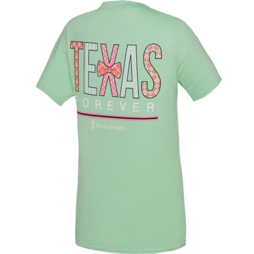 Love & Pineapples Women's Texas Forever T-shirt