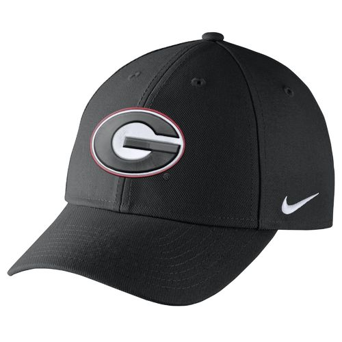 Nike™ Men's University of Georgia Dri-FIT Classic Cap - view number 1