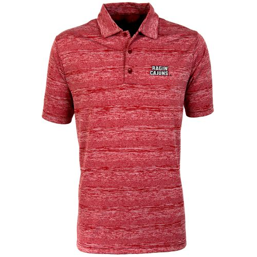 Antigua Men's University of Louisiana at Lafayette Formation Polo Shirt
