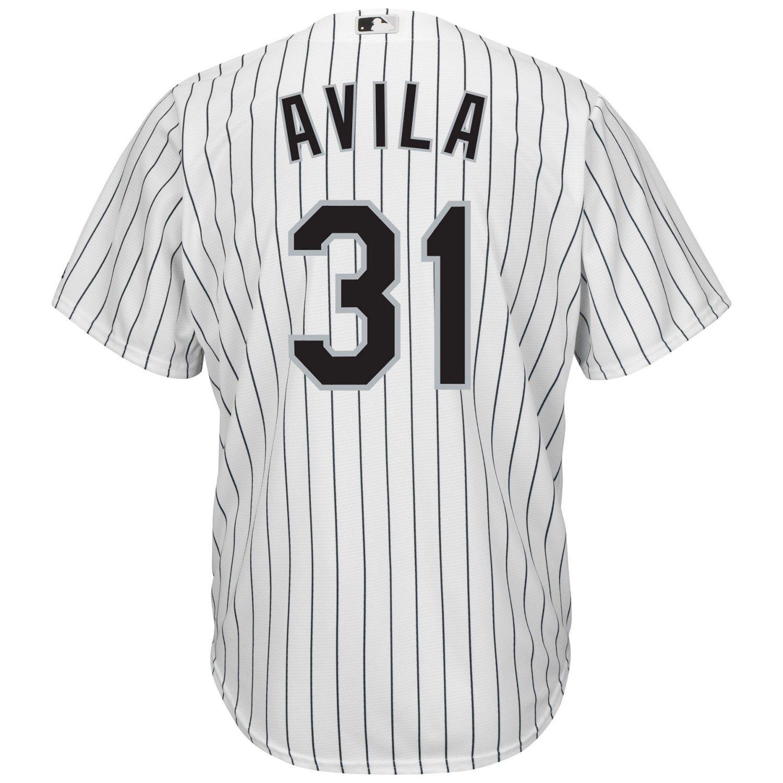 Majestic Men's Chicago White Sox Alex Avila #31