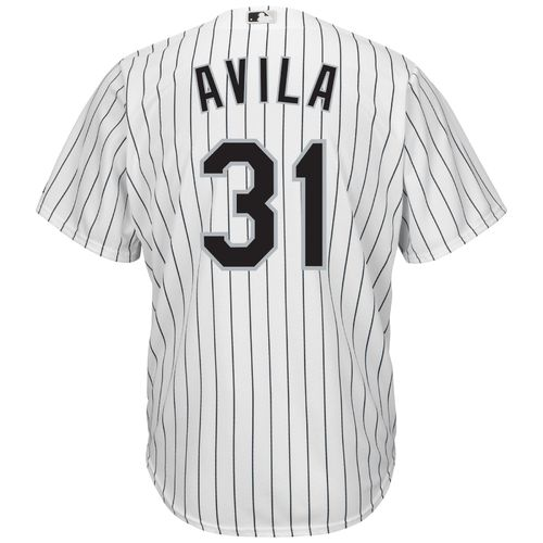 Majestic Men's Chicago White Sox Alex Avila #31 Cool Base Replica Jersey