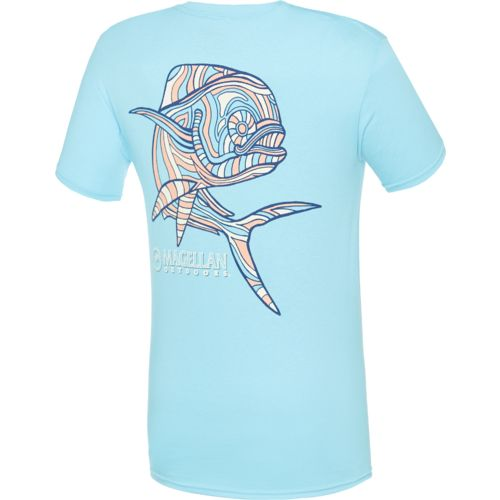 Magellan Outdoors™ Men's Stained Glass Mahi T-shirt