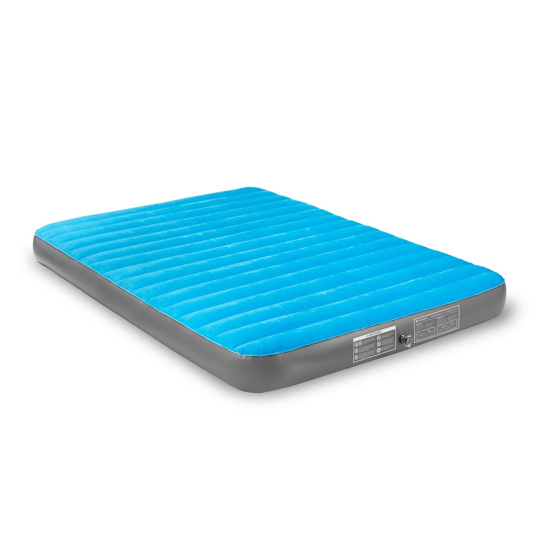 air comfort camp mate queensize air mattress with pump