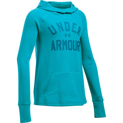 Under Armour™ Girls' Waffle Hoodie