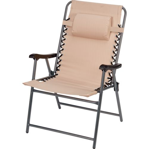 Magellan Outdoors Folding Bungee Chair