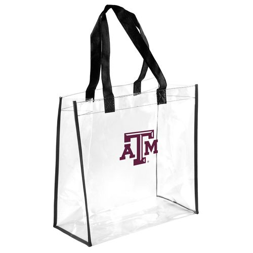 Display product reviews for Team Beans Texas A&M University Clear Reusable Bag